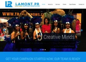 lamontpr.com