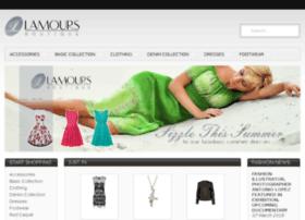 lamoursboutique.com
