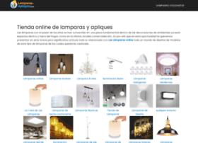 lamparasyapliques.com