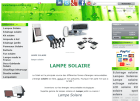 lampe-solaire.org