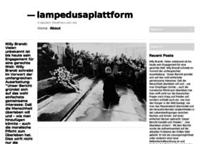 lampedusaplattform.wordpress.com