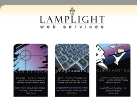 lamplightwebservices.com