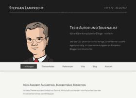 lamprecht.net