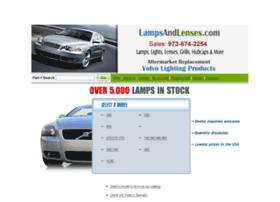 lampsandlenses.com