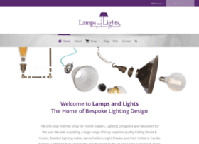 lampsandlights.co.uk