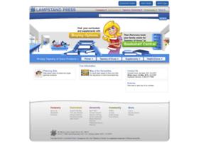lampstandbookshelf.com