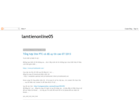 lamtienonline05.blogspot.in