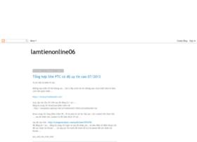 lamtienonline06.blogspot.in