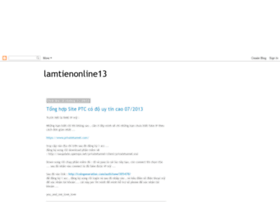 lamtienonline13.blogspot.in