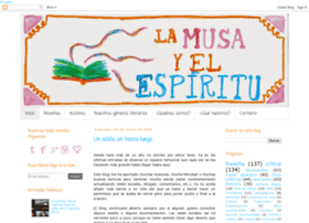 lamusayelespiritu.blogspot.com.es