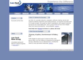 lan-tech.com