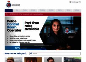lancashire.police.uk
