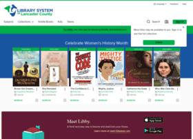 lancaster.libraryreserve.com