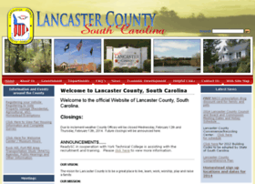 lancastercountysc.net