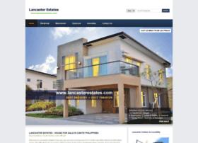 lancasterestates.com