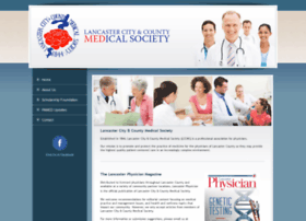 lancastermedicalsociety.com