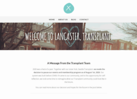 lancastertransplant.com