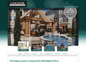 lancasterurbanvillage.com