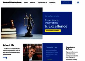 Lancedenhalaw.com
