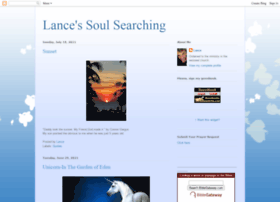 lancessoulsearching.blogspot.com