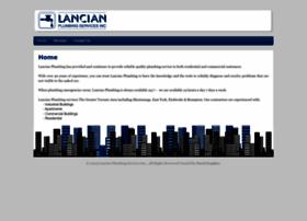 lancianplumbing.com