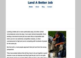 landabetterjob.com