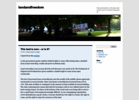 landandfreedom.squat.net
