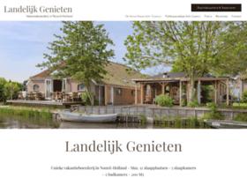 landelijkgenieten.nl