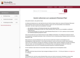 landesrecht.rlp.de