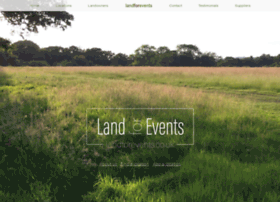 landforevents.co.uk