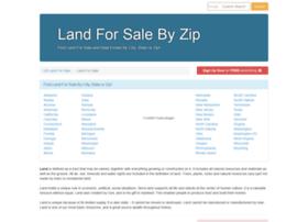 landforsalebyzip.com