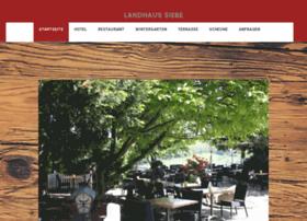landhaus-siebe.de