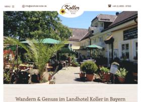 landhotel-koller.de