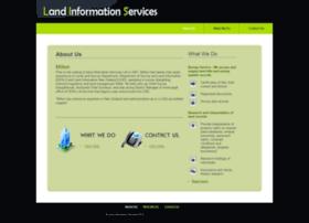 landinformation.co.nz
