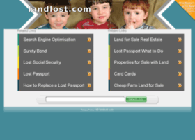 landlost.com