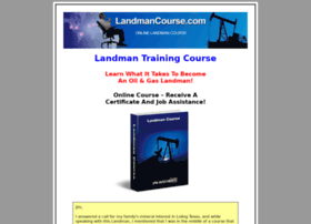 landmancourse.com