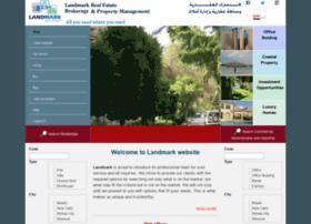 landmark.com.eg