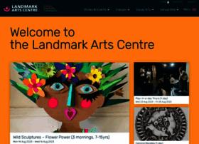 landmarkartscentre.org