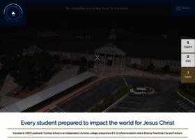 landmarkchristianschool.org
