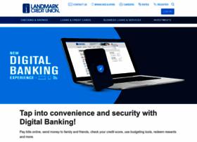 landmarkcu.com