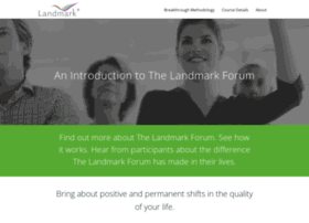 landmarkforumintroduction.com