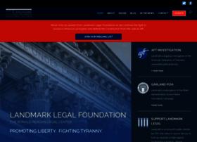 landmarklegal.org
