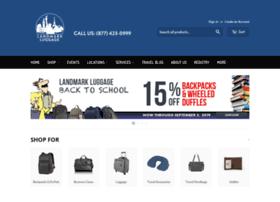 landmarkluggage.com