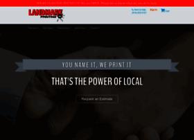 landmarkprintingink.com