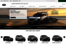 landroverfoxvalley.com