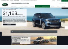 landrovermanhattan.com