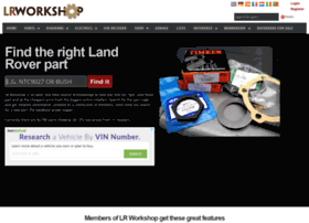 landroverworkshop.com
