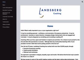 landsbergcoaching.com
