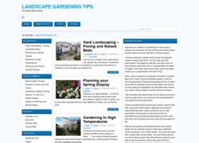 landscapegardeningtips.info