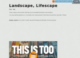 landscapelifescape.tumblr.com